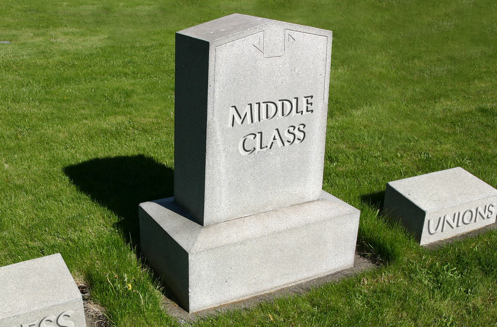 There will be no relief for the squeezed middle