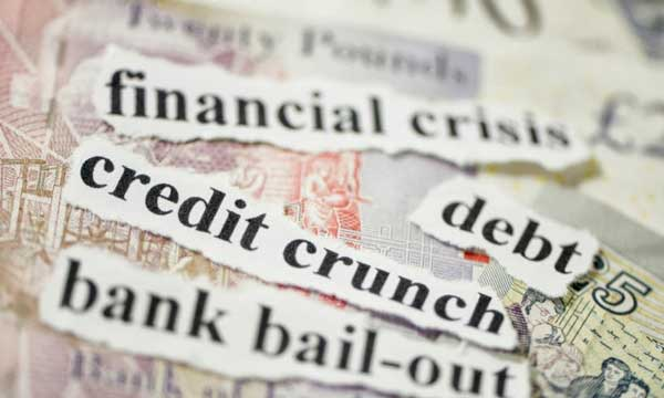 We may be on verge of a global financial crisis