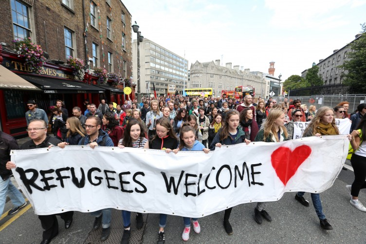 Why Ireland leads in tolerance towards immigrants