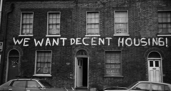 Want to find the cause of the housing crisis? Look in the mirror