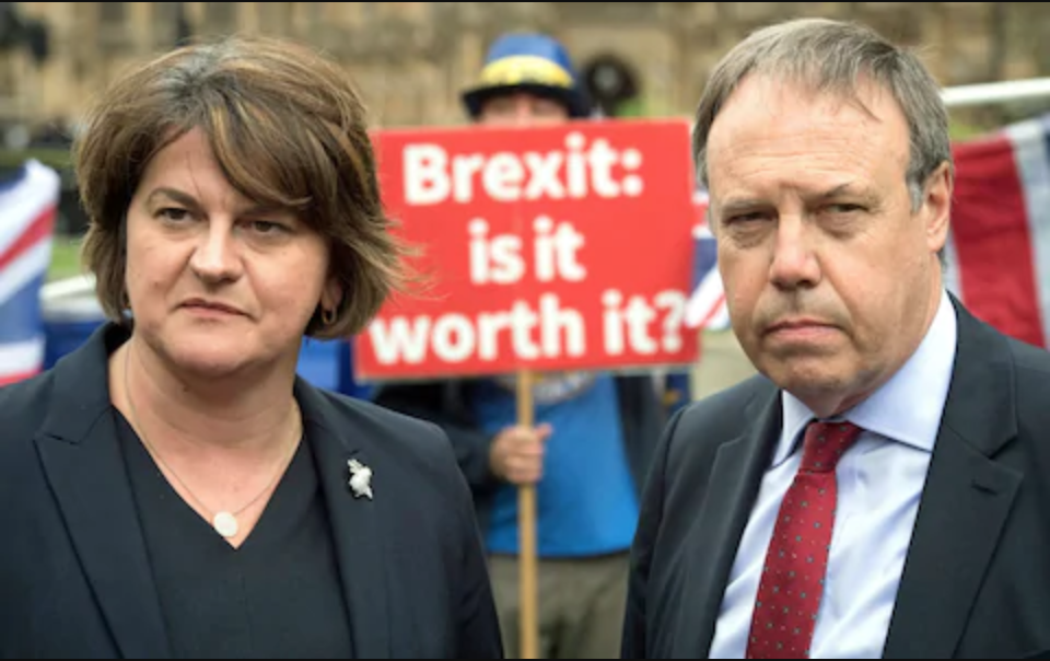 Brexit can't save unionism. Prosperity might
