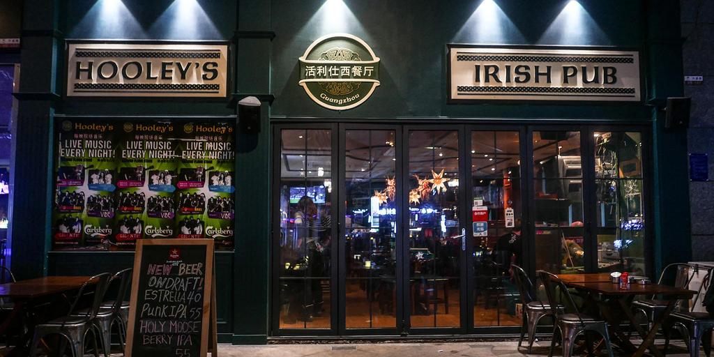 How Irish pubs measure the global economic mood
