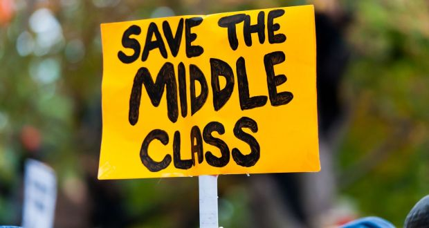 Expansion of the middle class is Ireland's biggest feat