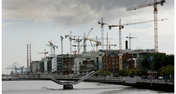 Ireland again faces a global property cycle fallout