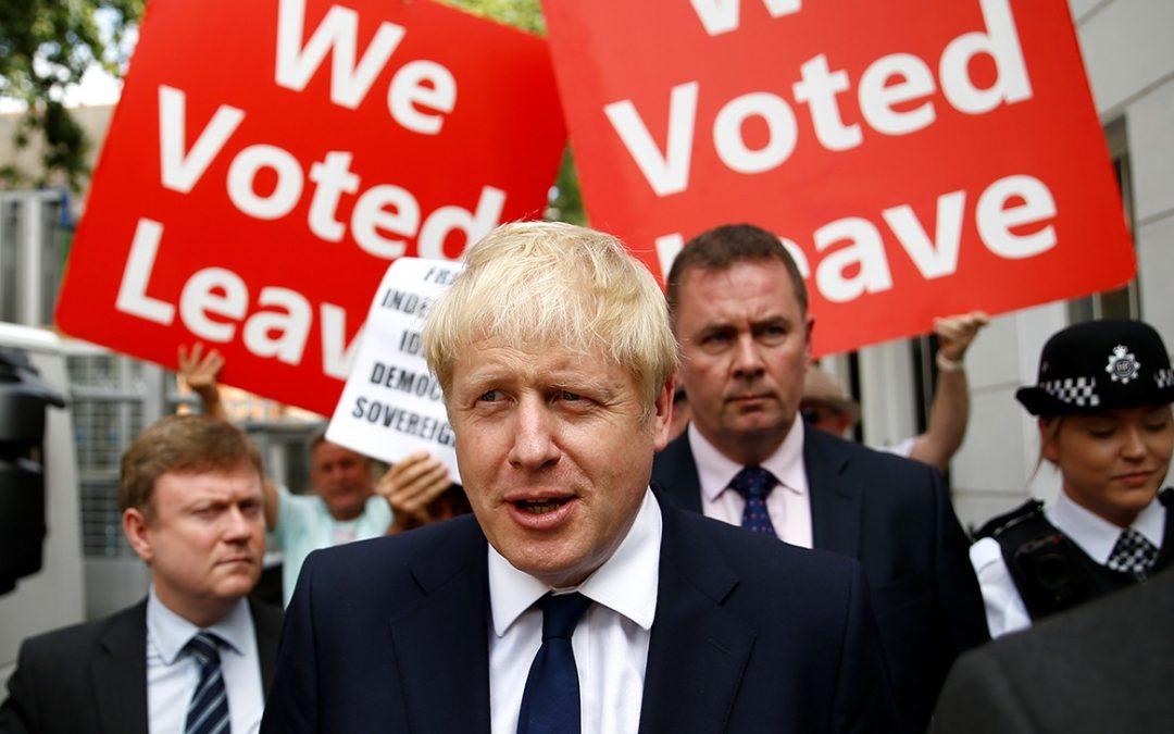 Boris Johnson is like an incompetent kidnapper taking Ireland hostage