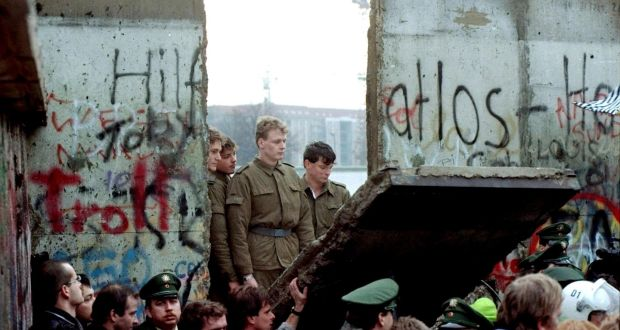 Ireland was the big winner from the fall of the Berlin Wall