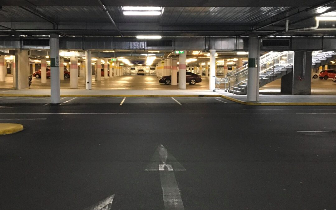 We need to reinvent our empty city car parks