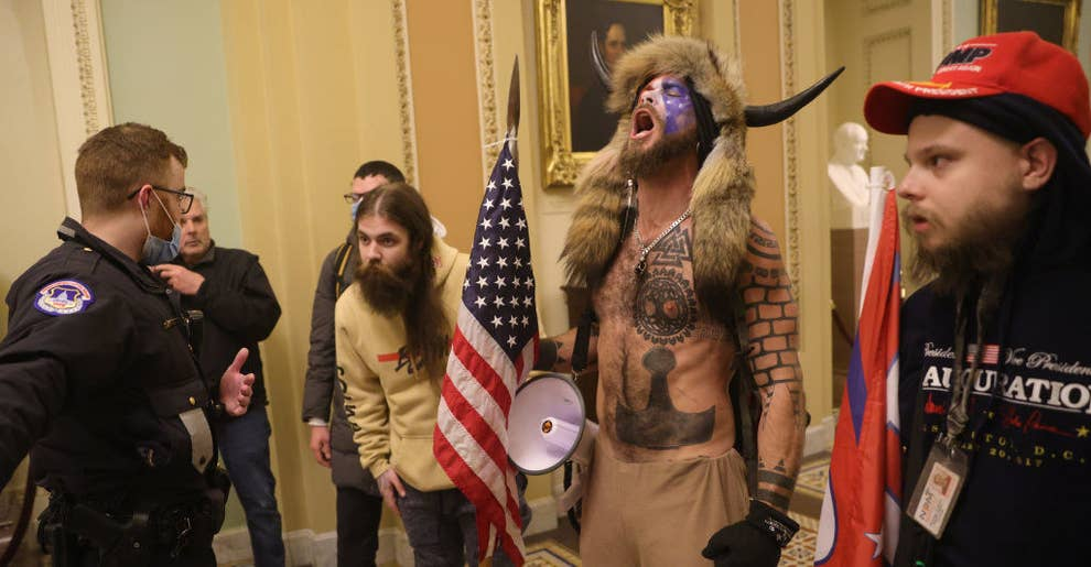 Capitol rioters can't stop the economic forces undermining their tribe