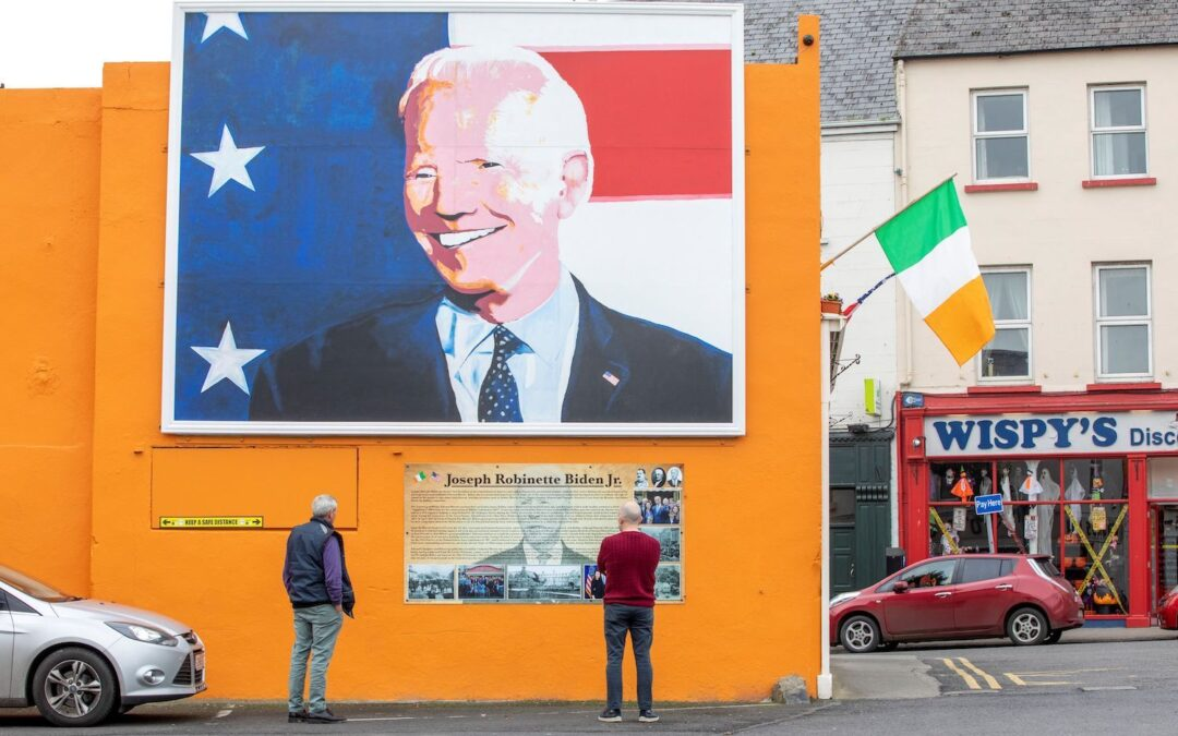 This St Patrick's Day, Ireland should do a vaccine deal with the US