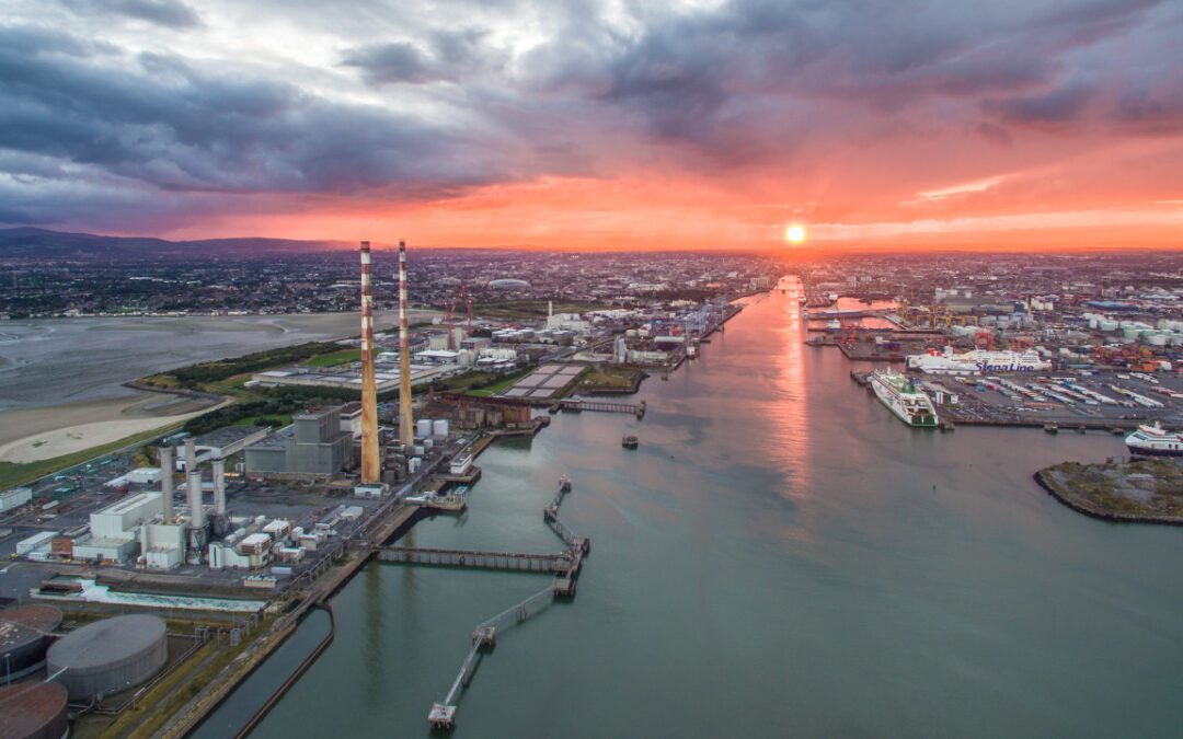 A new Dublin Port City is an obvious solution for the housing crisis
